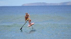 NAISH S25  HAJET FOIL - foil surfing