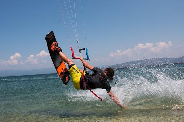 Jak velký kiteboard potřebuji - freestyle