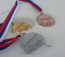 Orava Snowkite Challenge - závody