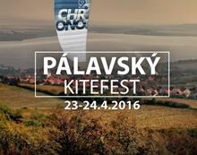 Pálavský Kitefest 23. - 24. 4. 2016