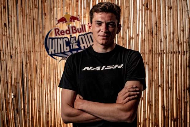 Redbull King of the Air - Clement Huot
