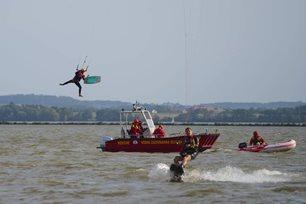 ČP v kiteboardingu Rozkoš Freestyle - rozehřívací trik