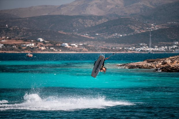 kiteboard 2021 NOBILE Gamechanger - freestyle
