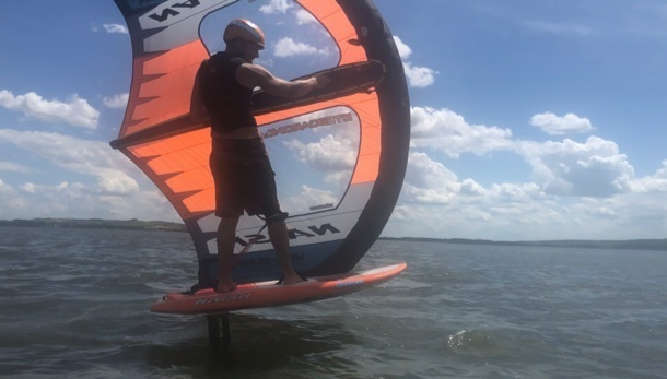 WING-BOARDING TOUR 2020 - wing-foiling