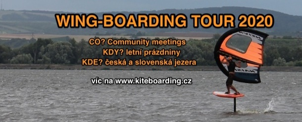 NAISH Wing-boarding Tour 2020