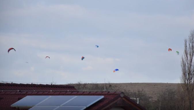 Landkiting - Padáci na Uhříněveském smeťáku