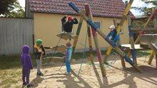Jde skloubit kitesurfing s malými dětmi?