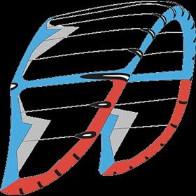 Angled Wing Tip - kite 2017 Naish Pivot - vlastnosti a vychytávky