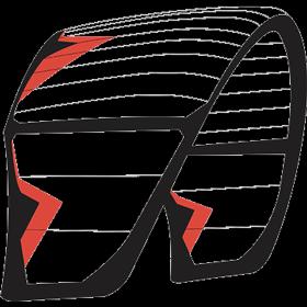 Canopy Stabilizers - kite 2017 Naish Pivot - vlastnosti a vychytávky