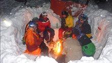 Snowkiting pohádka o norské Hardangervidě