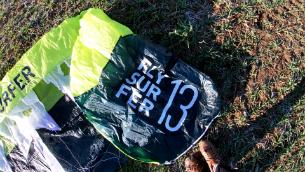 Kite Flysurfer Peak4 13m - ucho