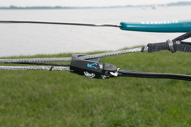 kite-Terka-stoke-Flysurfer-Force-Bar - CC trimm detail
