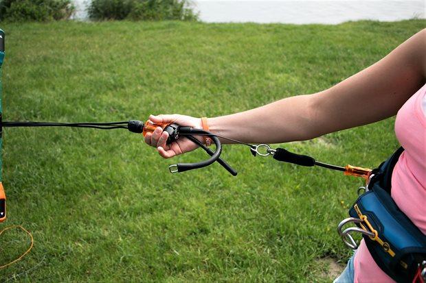 kite-Terka-stoke-Flysurfer-Force-Bar - safety release