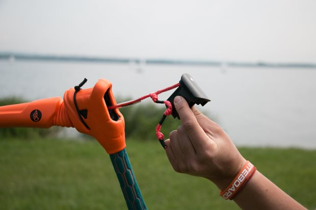 kite-Terka-stoke-Flysurfer-Force-Bar - nastavení délky baru
