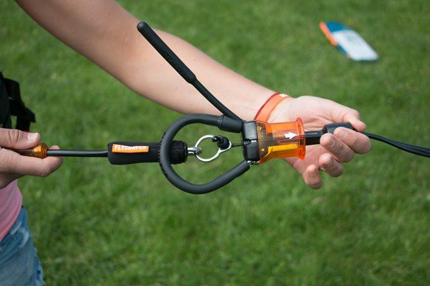 kite-Terka-stoke-Flysurfer-Force-Bar - oldschool setup