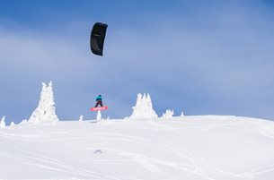 snowkiteboard 2018 Nobile NHP - freestle