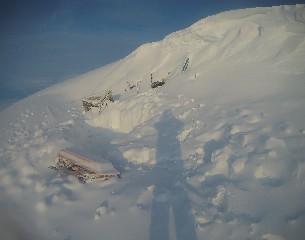 snowkite zahrab - zafoukané věci