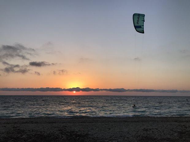 Recenze Kite S25 Naish Boxer - freeride