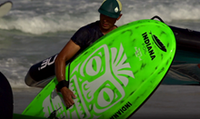 Carbonové Wing / SUP boardy Indiana 2021