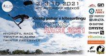 Kite závody - Rozkoš Race 2021