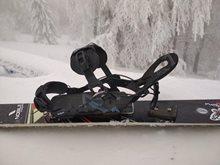 SP snowboard vázání multientry