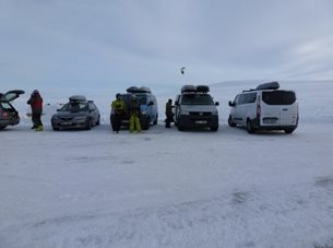 Kite-trip-Norsko-Hardangervidda-s-Harakiri-kite-kurzy-2016-Skulevika