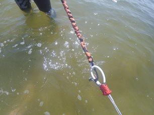 Pokročilé dovednosti v kitingu - uchycení leashe