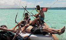 ALEGRÍA Y SAL- kitesurfing video