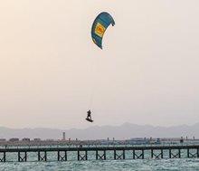 Můj názor na kite Flysurfer BOOST4