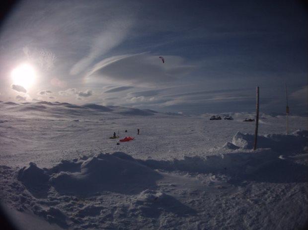 Kite-trip-Norsko-Hardangervidda-s-Harakiri-kite-kurzy-2016-Orteren