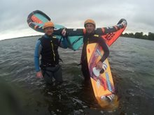 Bezpečnost kiteboardingu - úvod + vybavení