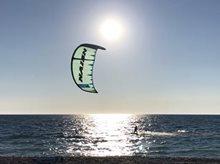 Recenze kite S25 Naish Boxer - 1. část