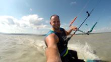 Kitesurfing Neusiedler 8/2021