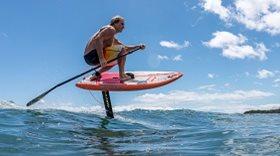 NAISH S25 JET FOIL - foil surfing
