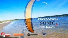kite Flysurfer Sonic3 - promotion
