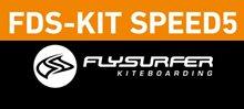 FDS kit na kite Flysurfer Speed5 - návod