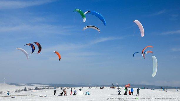 Snowkiting-Moldava-2020-Moldava 2020