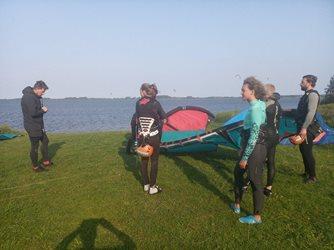 Kitesurfing - Harakiri kurz Rujána 11.-13.9.2020