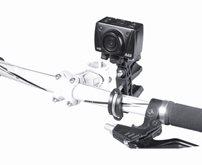 držák kamery na trubku