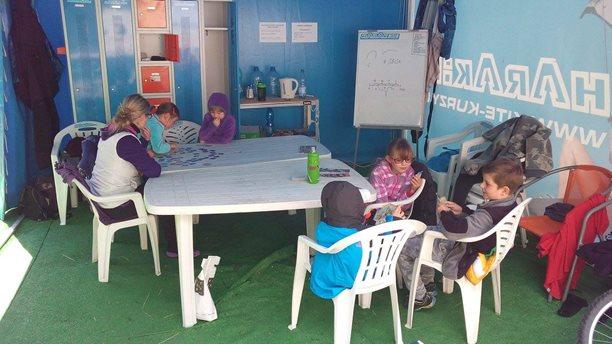 Harakiri kite kurzy - hlidani deti Rujana - ve stanu