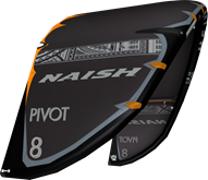 kite S25 Naish Pivot LE