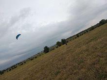 Landkiting - Kite kurz Brno 27.7.2019