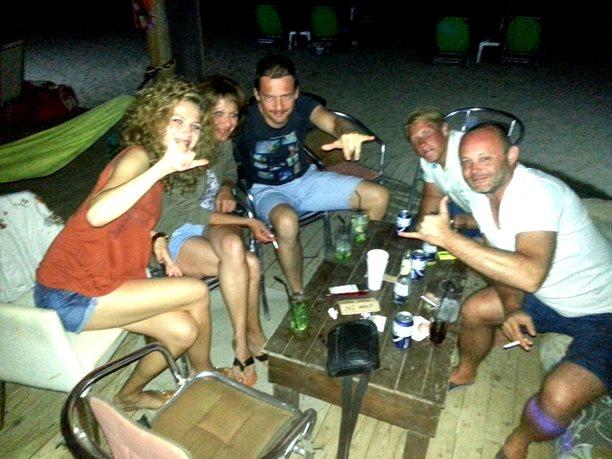 Kitesurfing-LEFKADA-BEACH-PARTY-česko-slovenská banda