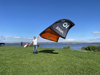 Kitesurfing - Nobile V RIDE