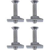 S25 Naish torx board mount screw set standard