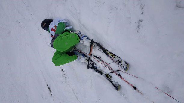 Snowkiting-OSC2021-sústredenie pred štartom