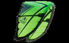 Kite 2017 Naish Pivot GreenGray