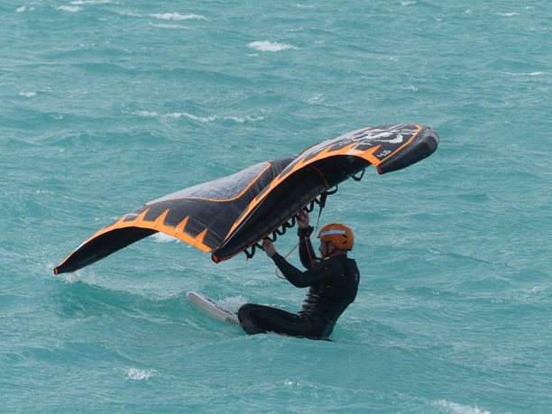 Wing-boarding-Hurghada-Egypt-Wing-Foil-