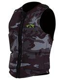 nárazová vesta Billabong Pro Wake Vest - Stealth