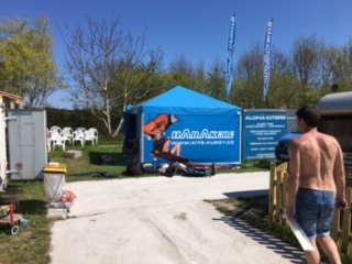 Kitesurfing-Start-a-stavba-zakladny-na-Rujane-Už to skoro bude.